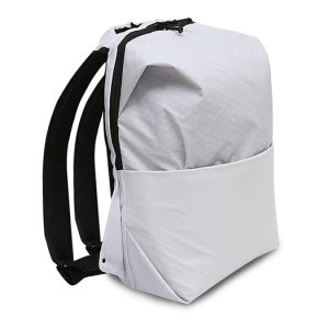 RE-Bubbles Backpack White