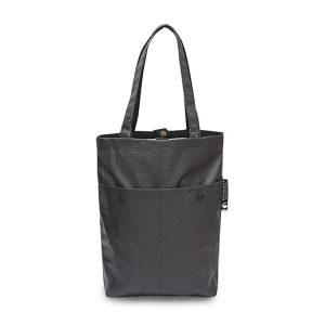 RE-Plain Tote Bag Black