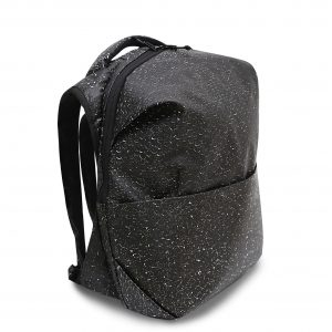 Blacky Night RE-Bubbles Backpack