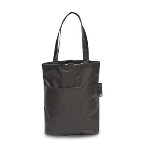 RE-Marble Tote Bag Black
